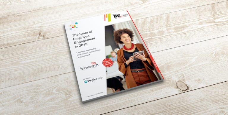 2019 State of Employee Engagement