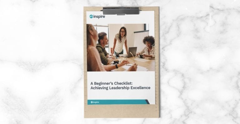 Achieving leadership excellence checklist