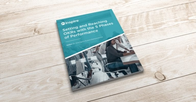 OKRs and the 5 Phases of performance