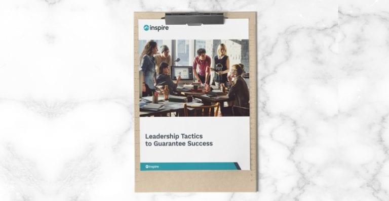 Leadership tactics for success