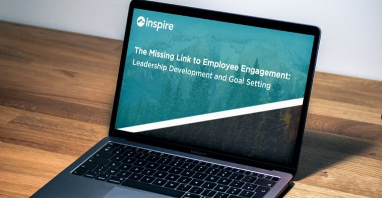 Missing link to employee engagement